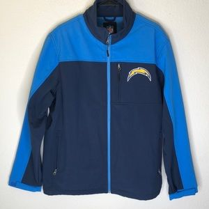 Los Angeles Charger Jacket_  L _ Great Condition